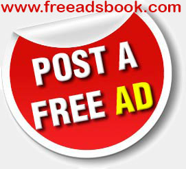 Free Ad - Post Free advertising online